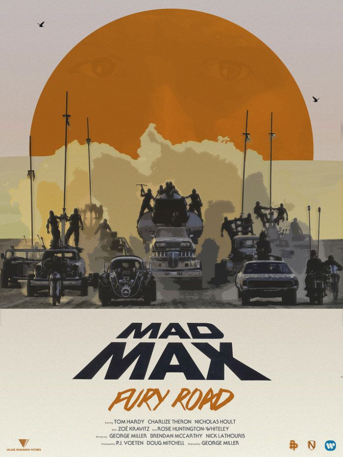 poster designed by [url]http://www.mattneedle.co.uk/Mad-Max-Fury-Road[caption]mattneedle[/url]